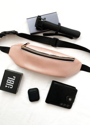 Новая классная бананка сумка кожа pu /поясная сумка-клатч через плече / кроссбоди