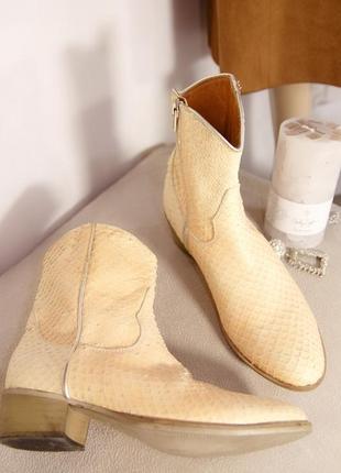Италия натуральные кожаные брендовые казаки челси полусапоги сапоги демисезонные ботинки
