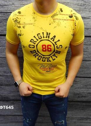 Акция футболка 100% хлопок есть размеры и цвета