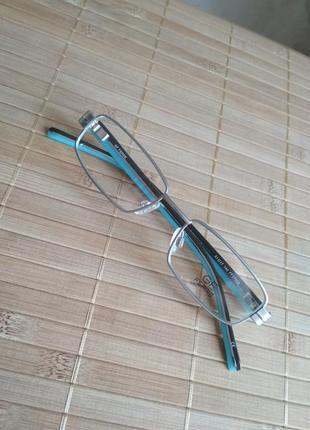 Фирменная узкая оправа под линзы, очки g.ferre ff27402 оригинал италия