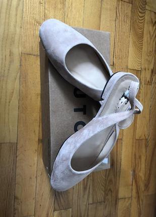 Летние туфли tuto vzuto