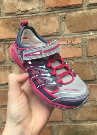 Детские кроссовки merrell 30 размер