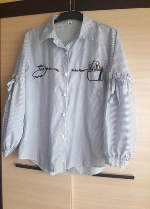 Коттонова сорочка