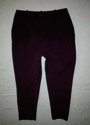 Шикарные брюки марсала