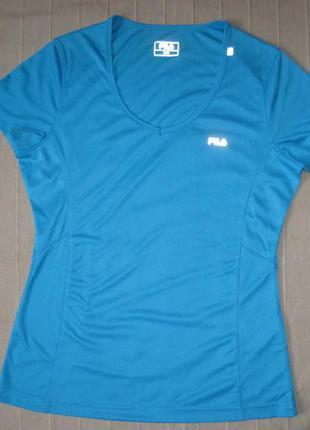 Fila (s/m) cпортивная футболка женская