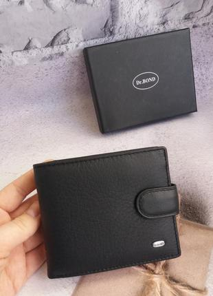 Кожаное мужское портмоне чоловічий шкіряний гаманець кожаный кошелек
