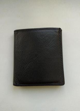 Кожаный кошелек портмоне, визитница gounski