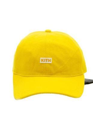 Бейсболка кепка kith