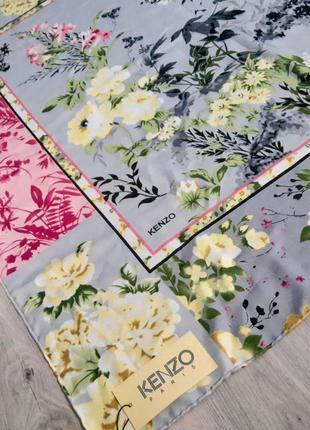 Kenzo платок на весну