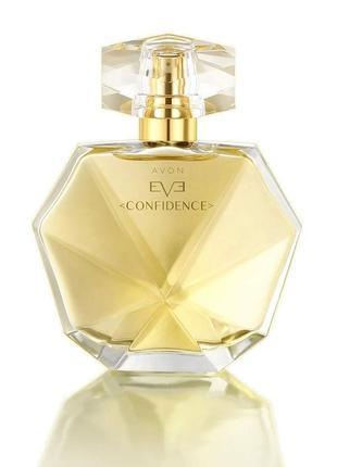 Женская парфюмерная вода eve confidence от avon