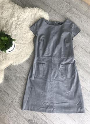 Платье футляр, платье для работы, классическое платье