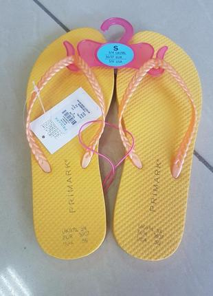 Вьетнамки пляжные шлепанцы тапочки