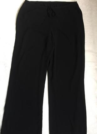 Распродажа! летние легкие брюки жен 3xl (54)