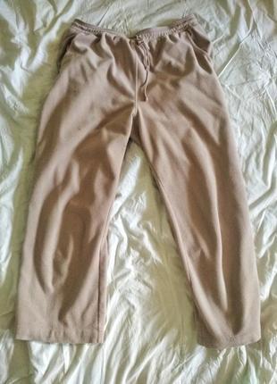 Спортивные мягкие штаны