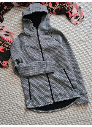 Кофта-куртка next/теплая/ олимпийка спортивная