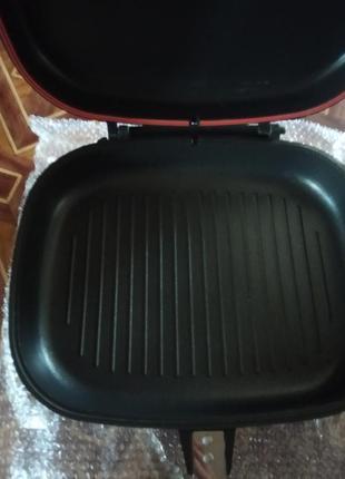 Сковорода-гриль двухсторонняя сковорода-гриль grant2 фото
