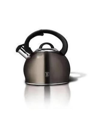 Чайник 3,0 литра metallic line carbon edition bh 1789