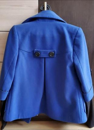 Пальто кашемир короткое