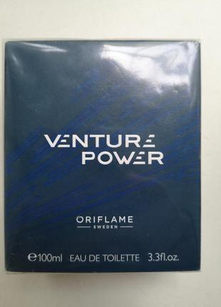 Venture power oriflame
