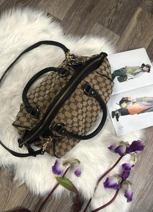 Женская винтажная сумка gucci стильная лакшери сумочка винтаж