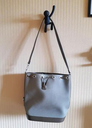 Lacoste сумка 🐊 бочонок