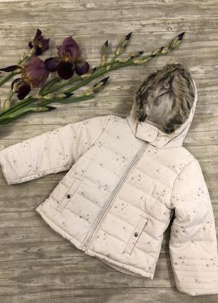 Куртка kiabi деми размер 4-6 лет рост 104-110 см франция
