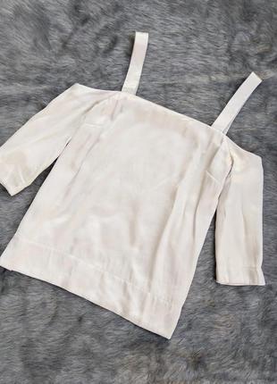 Sale блуза кофточка с вырезами на плечах next