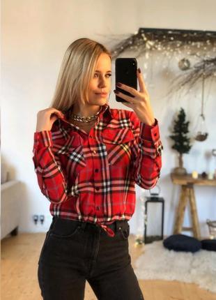Модная женская рубашка