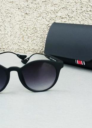 Carrera очки унисекс солнцезащитные черные с градиентом
