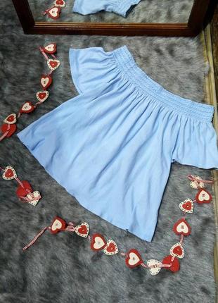 Sale блуза топ кофточка на плечи marks & spencer