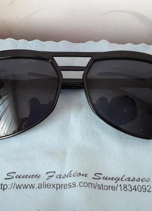 Очки солнцезащитные,  унисекс