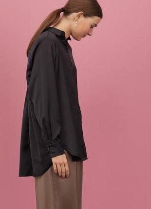 Блуза черная нм