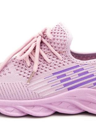 Кроссовки для девочек розовый размеры: 32,33,34,35,36,37