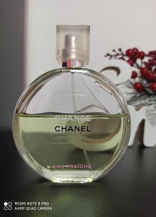 Chance eau fraiche ( розпив по 5мл, 10мл, 15мл) оригінал, особиста колекція
