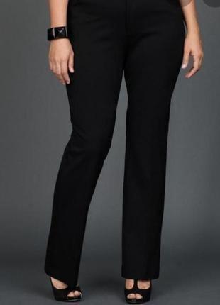 Женские чёрные классические брюки штаны # sale # peacocks