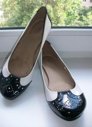 Туфли-балетки женские next  р.39