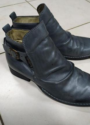 Ботинки женские осенние russell& bromley.