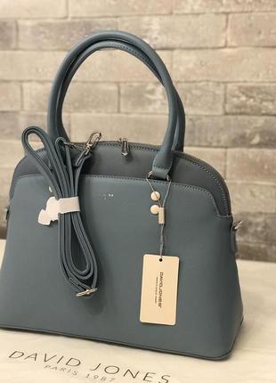 Элегантная женская сумка david jones новинка