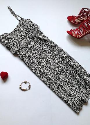 Летнее платье сарафан janina