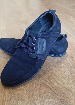 Туфли мужские vankristi