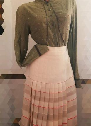 8натуральная блузка