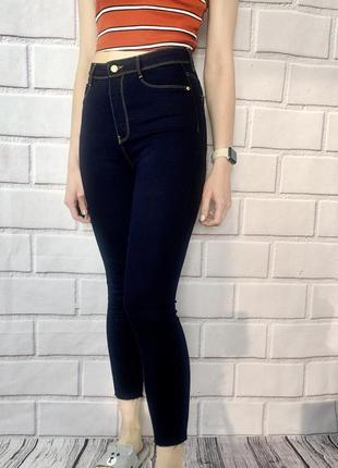 Джинси на високій посадці / джинсы на высокой посадке