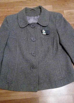 Весеннее пальто пиджак
