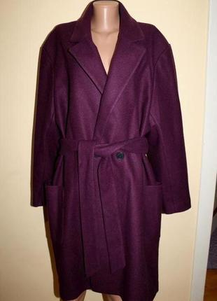 52 eur. next стильное пальто большого размера