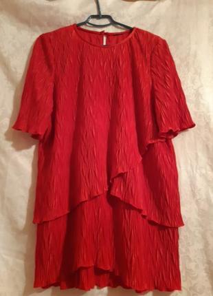 Нарядная блузка большой размер 60