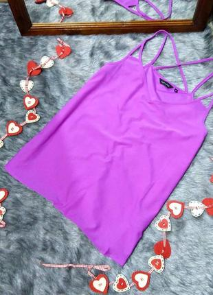 Sale топ блуза кофточка майка на двойных бретелях new look
