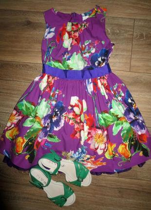 Красивенное платье next из последних коллекций  на красотку