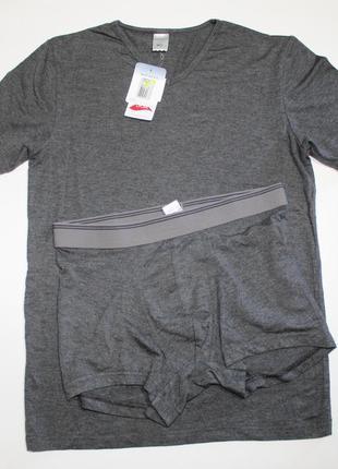 Стильный комплект мужского нижнего белья размер м