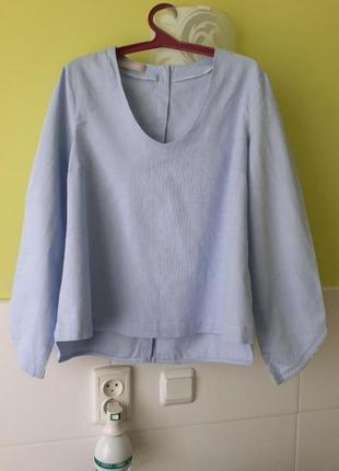 Рубашка статусного бренда stefanel