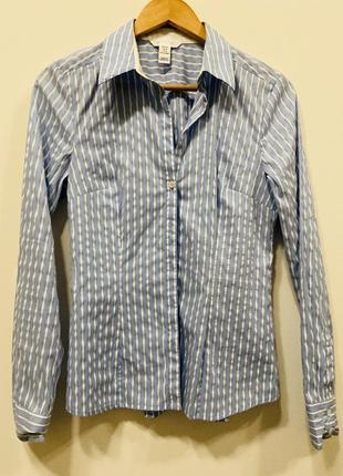 Рубашка h&m p. 38/8. # 533 sale!!!🎉🎉🎉 1+1=3🎁
